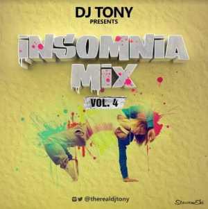 Dj Tony - Insomnia Mix Vol. 4